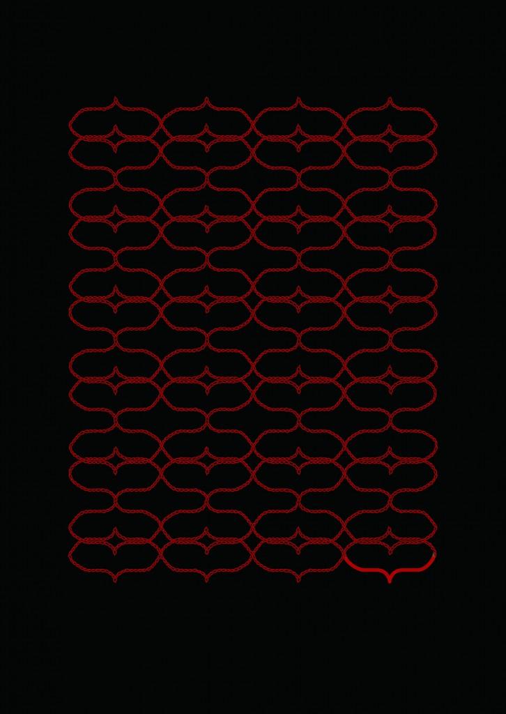 PAYKAR(spring)_Application of AINU Pattern